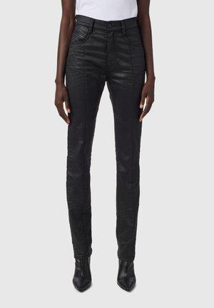 ARCY  - Slim fit jeans - black/dark grey