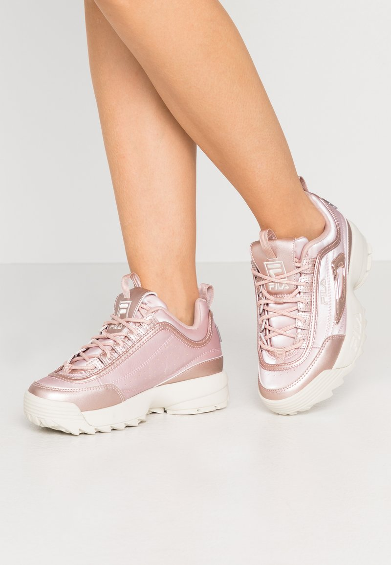 Fila - DISRUPTOR  - Trainers - sepia rose