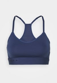 adidas Performance - LIGHT BRA - Sujetador deportivo - dark blue - 3