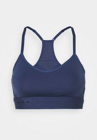 KARLIE KLOSS LIGHT BRA - Medium support sports bra - dark blue