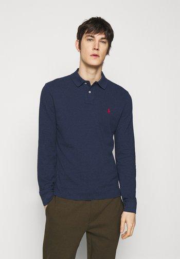 Poloshirt - spring navy heather