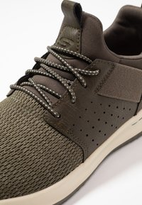 Skechers - DELSON - Loafers - olive - 5
