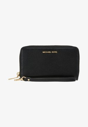 FLAT CASE - Wallet - black