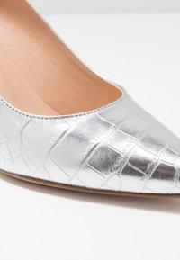 Bianca Di - Classic heels - argento - 2