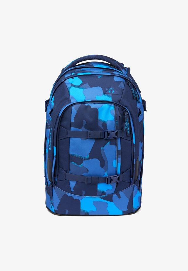 Schooltas - blue light blue