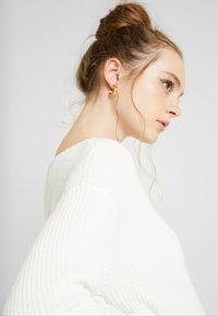 Even&Odd - Gebreide jurk - offwhite - 6