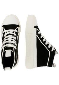 KENDALL + KYLIE - Sneakers hoog - black-white - 1