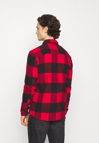 Only & Sons - ONSMILO LIFE HEAVY CHECK  - Skjorta - fiery red - 2