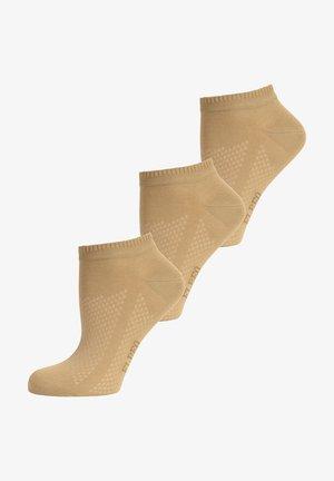 3 PACK  - Sokken - beige