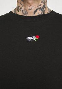 274 - SKELETON LA TEE - T-shirt med print - black - 4