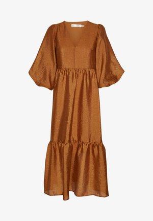 Maxiklänning - honey