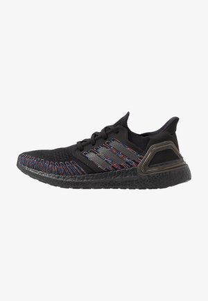 ULTRABOOST 20 PRIMEKNIT RUNNING SHOES - Neutral running shoes - core black/signal green