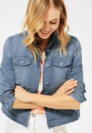 mit  - Denim jacket - blau
