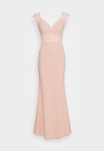 EMMA LACE  DRESS - Vestido de fiesta - blush pink