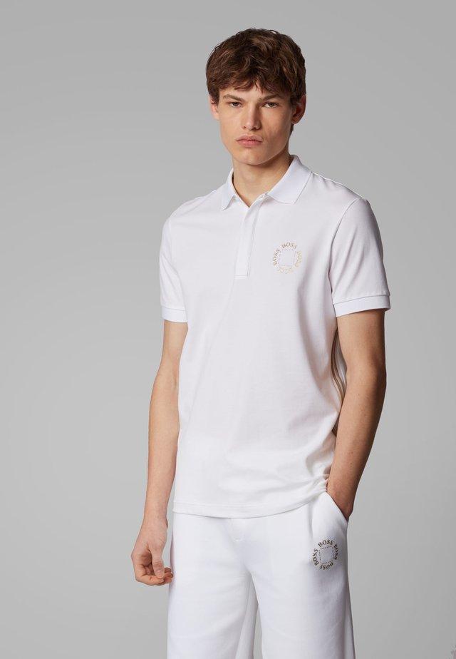 PADDY 8 - Polo shirt - natural