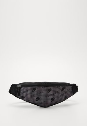 HERITAGE HIP PACK  - Ledvinka - black