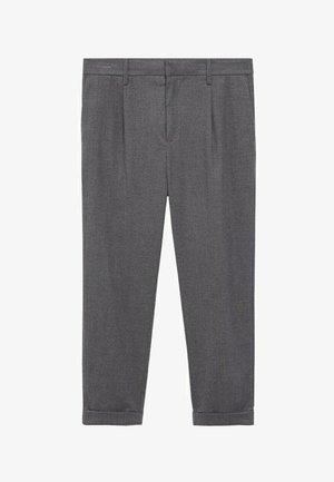 SIRHAN - Trousers - grau