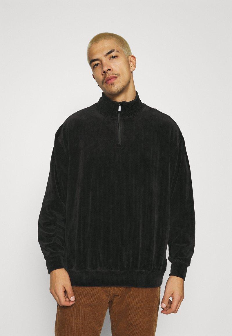Weekday - DENNON UNISEX  - Sweatshirt - black