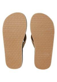 Billabong - ALL DAY IMPACT - T-bar sandals - navy - 3