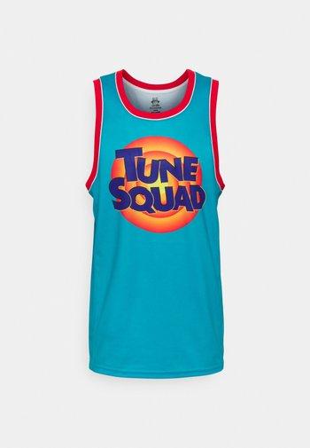 NBA LOLA BUNNY TOON SQUAD SPACE JAM 2 SHOOTER TANK  - Top - teal