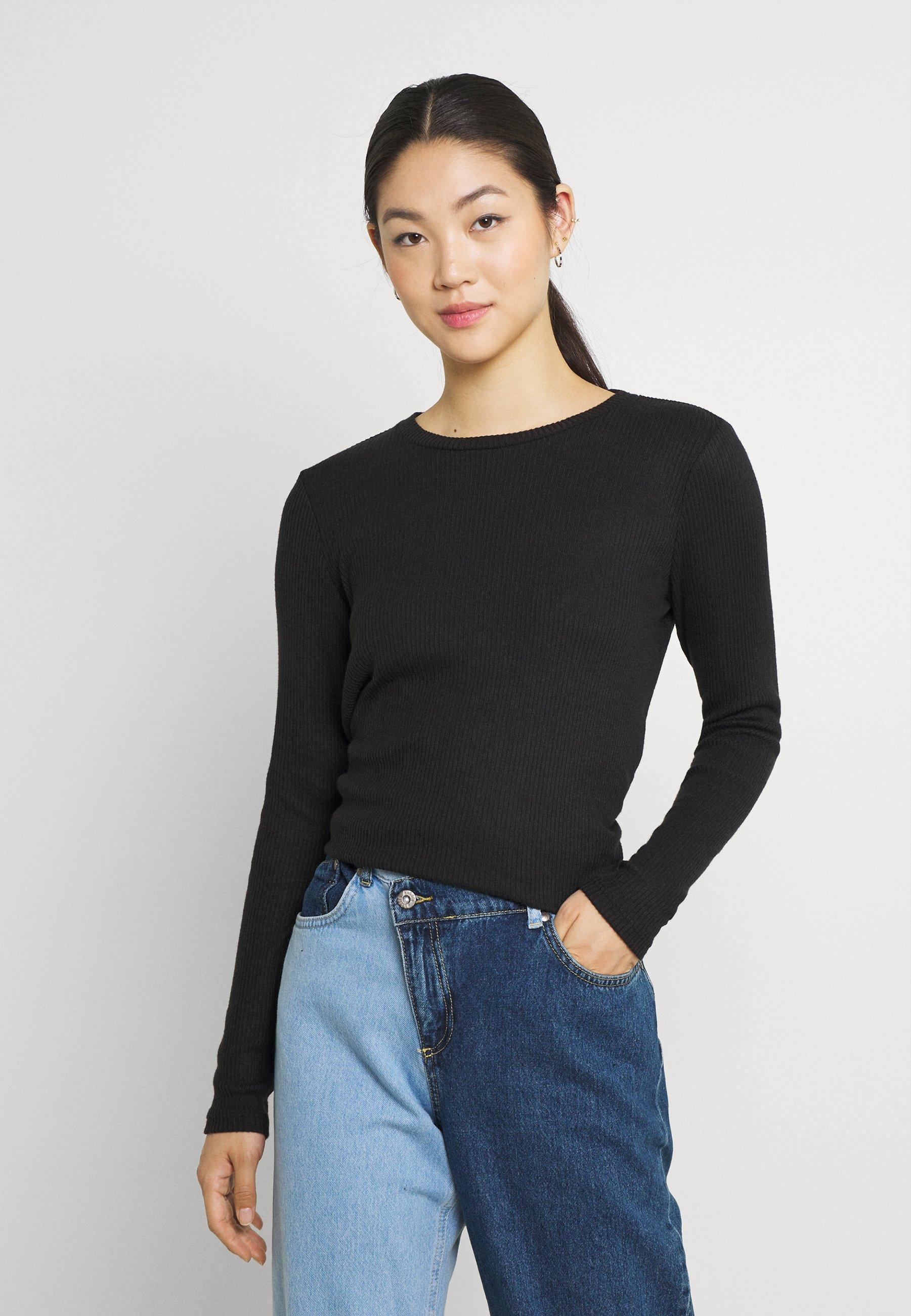 Femme CREW BUTTER PLUSH - Pullover