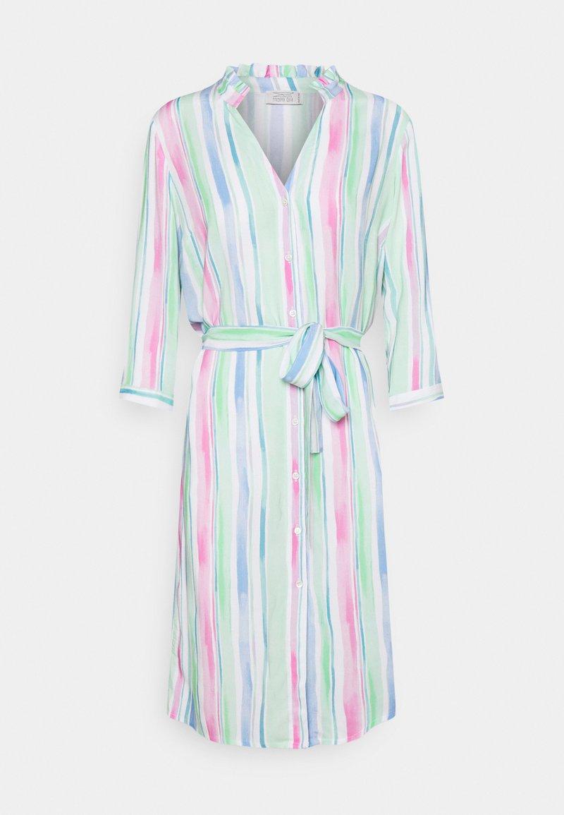 Progetto Quid - CALLA - Shirt dress - pink