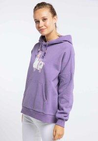 myMo - Hoodie - purple - 0