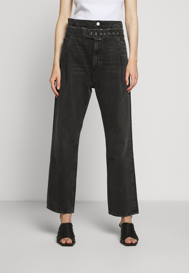 Agolde - REWORKED - Straight leg jeans - pave