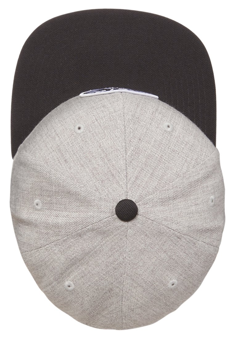 Brixton Oath Snapback - Cap Heather Grey/hellgrau