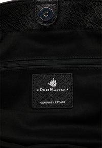 DreiMaster - Tote bag - schwarz - 5