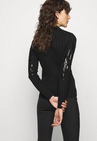 HUGO - SHAWNEL - Pullover - black - 4