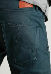 CHASIN' - ROSS JUPITER - Slim fit jeans - dark blue - 3