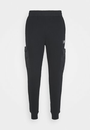 ATHLETICS TERRAIN PANT - Tracksuit bottoms - black