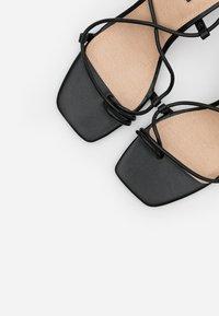 Office - MALIBU BEACH - T-bar sandals - black - 5