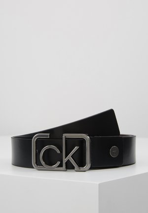 SIGNATURE BELT - Pásek - black