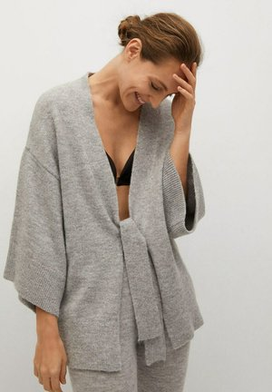 CHAIR - Cardigan - grey