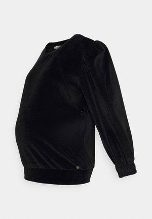 NURSING NICKY - Sweatshirt - black