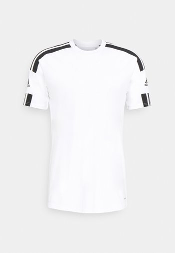 SQUAD 21 - Print T-shirt - white/black