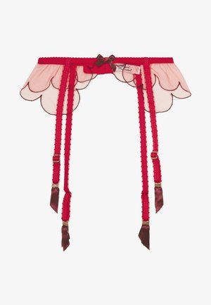 LORNA SUSPENDER - Porte-jarretelles - red