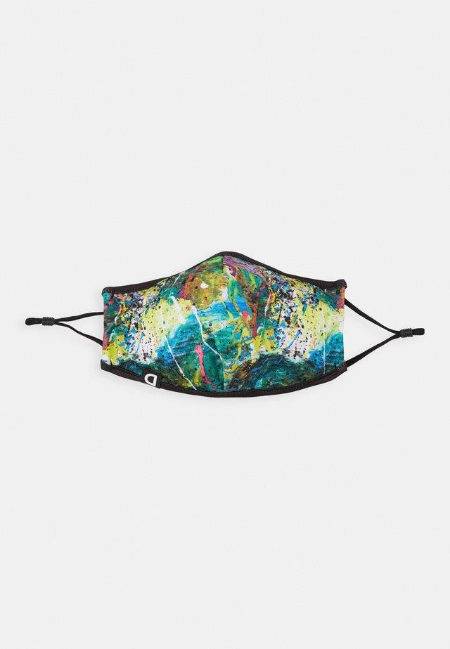 MASK SPLATTER - Látková maska - multicoloured