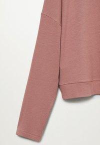 Violeta by Mango - ATLANTA - Long sleeved top - rosa - 5