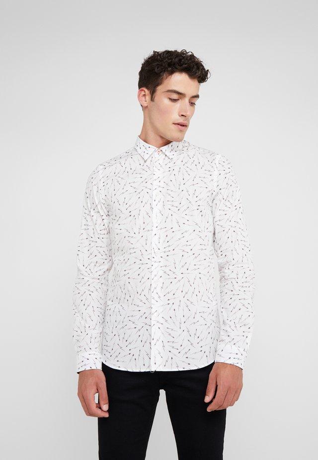 SHIRT SLIM FIT  - Koszula - white
