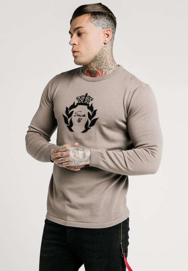 PRESTIGE - Jumper - grey