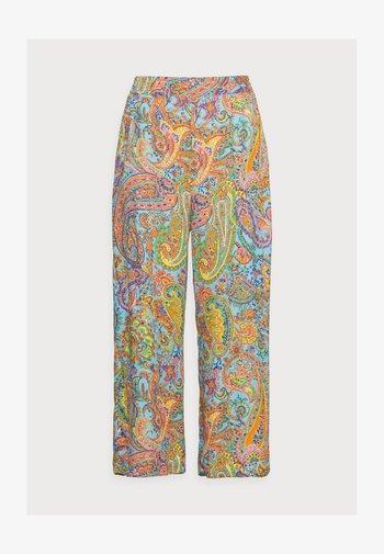 Kalhoty - multicolour