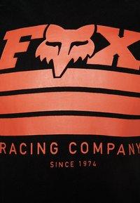 Fox Racing - STREET LEGAL - Hoodie - black - 6