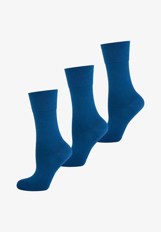 3 PACK - Sokken - blau
