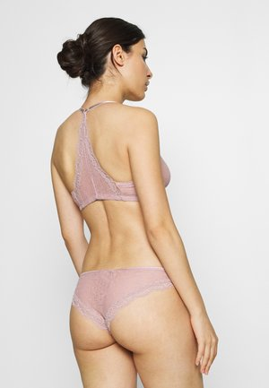 FABIENNE BRIEF - Briefs - purple