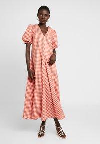 YAS Tall - YASANA LONG DRESS - Day dress - pink - 0