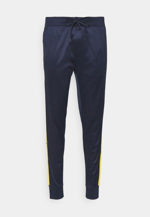 TRICOT - Tracksuit bottoms - cruise navy multi