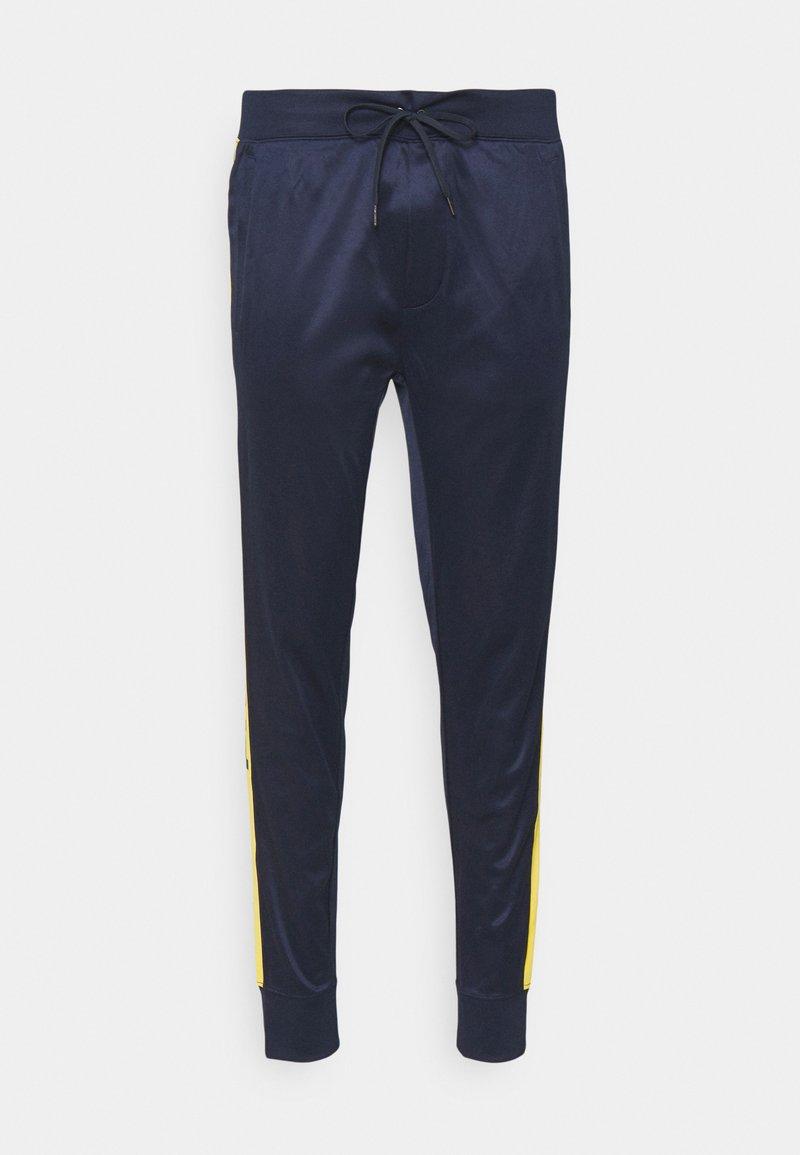 Polo Ralph Lauren - TRICOT - Pantalon de survêtement - cruise navy multi